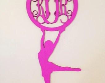 Ballerina Monogram