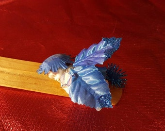 ooak baby fairy incense burner
