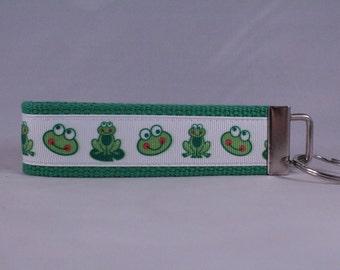 Frog Key Fob