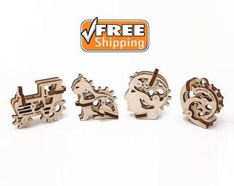 Wooden 3D Puzzle * 3D Puzzles Online * 3D Wooden Puzzles * Simple 3D Puzzle * Easy 3D Puzzle * Wooden Puzzle for Kids * Mechanical Puzzle 3D