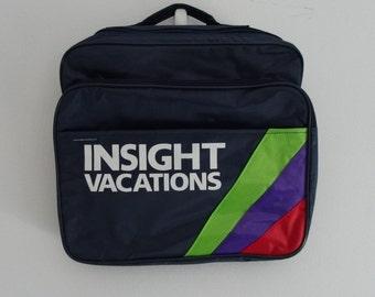 Vintage 1980 travel messenger bag BRAND NEW