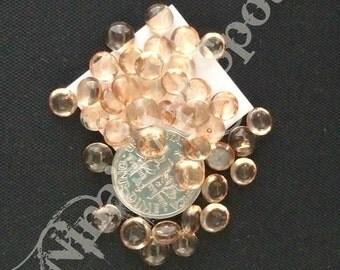 Embellishments Amber Skittles/Lustre Gems ESAB1