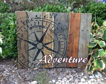 Adventure (Compass) travel