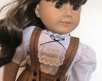 18 inch doll clothes fit American girl dolls