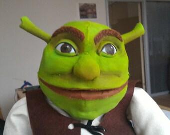 shrek muppet puppet