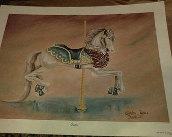 Dante Carousel print