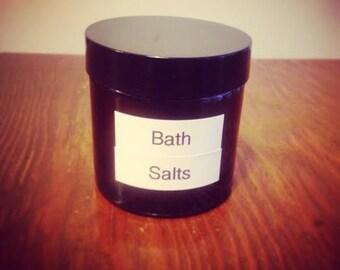 Lavender Detoxifying Bath Salts