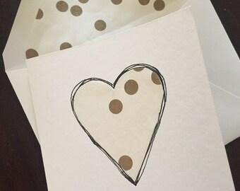 Wedding Card - I do