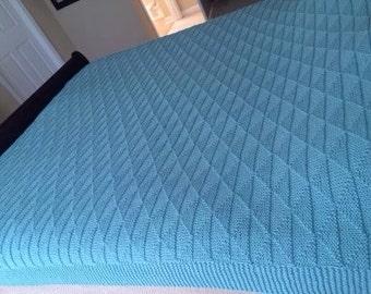 Crochet Blanket (Queen Size)