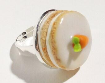 Carrot cake ring