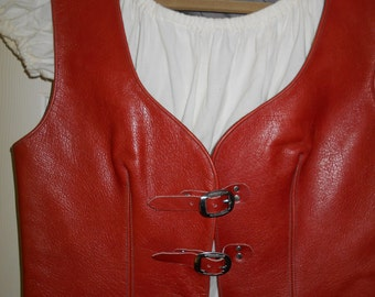 Ladies Leather Bodices