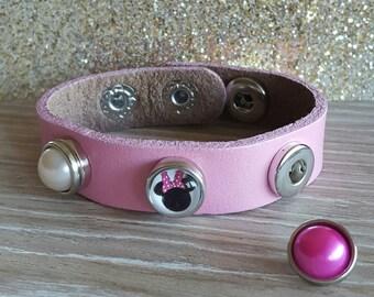 KID'S Snap Button Bracelet