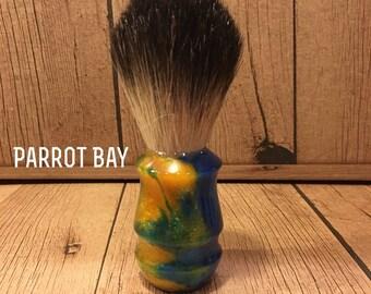 Acrylic Black Badger Shaving Brush