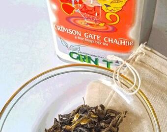 Organic Sweet Green Tea with Jasmine