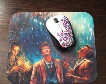Doctor Who Mousepad