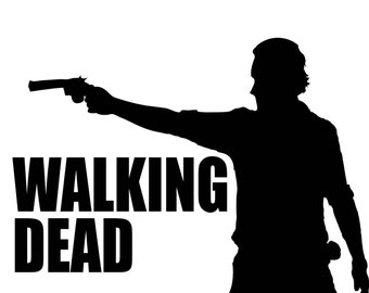 Walking Dead Decal