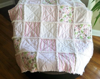 Baby Quilt 41x49 Inches