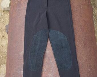 Women's High Waist Riding Pants Size 2-4