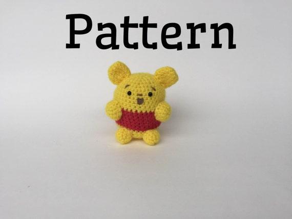 Pooh Bear Pattern