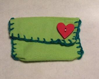 Woolly  wallet