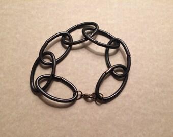 Bronze Chain Bracelet