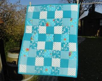 Play rug for babies / Krabbeldecke / Boxkleed / Quilt