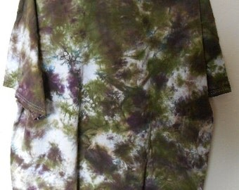 100% cotton Tie Dye Tshirt MM3X12 size 3X