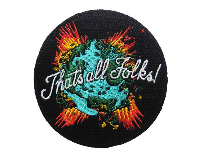 That's all folks! Patch