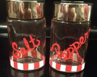 Diner Salt & Pepper Shakers