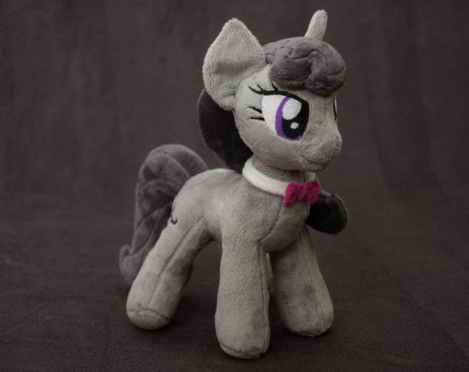 Plush Octavia Custom Pony 10 inches MLP:FIM