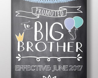 Big Brother or Sister Announcement