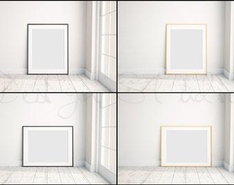 4 set of Styled stock  Photography,  Product Background , minimalist frame mockup bundle, discount %33 , use  COUPON33