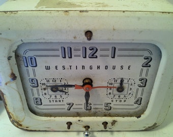 Westinghouse clock, non working