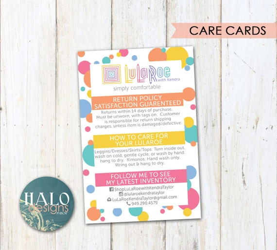 Lularoe cards business cards thank you cards by for Etsy lularoe business cards