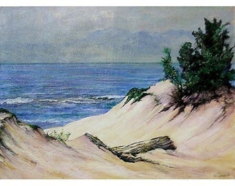 Watercolor, Acrylic or Oil Paintings