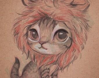 Lion Kitty