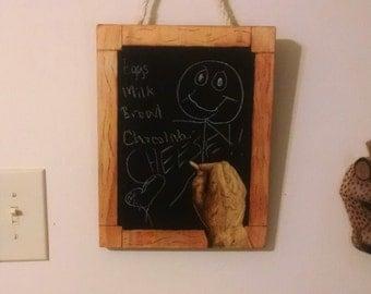 Chalkboard- Drawing Hand