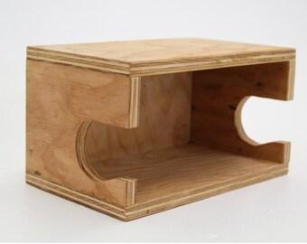 Handmade Bike Shelf