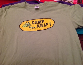 Camp kraft shirt -LG