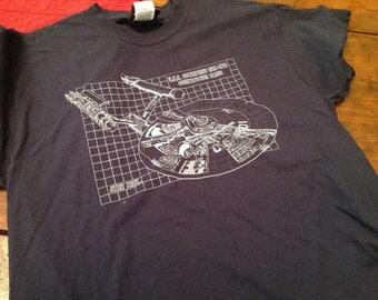 Star Trek shirt MD