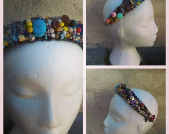 Color Therapy Headpiece