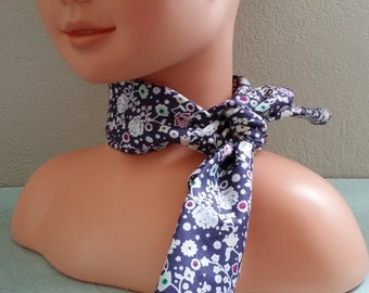 scarf, neck, hair or bag for woman accessories