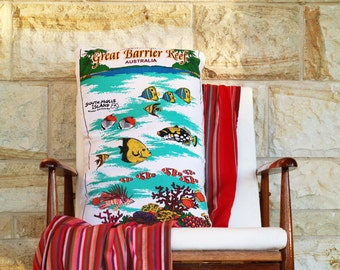 Great Barrier Reef Souvenir Cushion