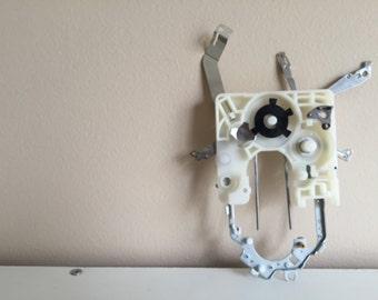 Face (computer parts sculpture)