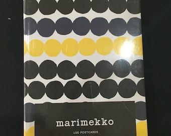 Marimekko Postcard Book