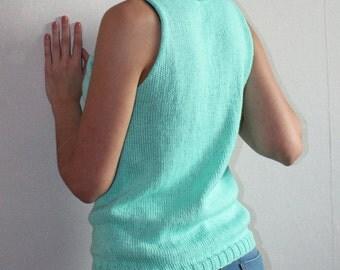 Summer knitted Jersey