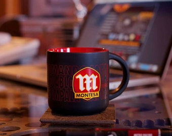 Montesa Motorcycle Coffee Mug