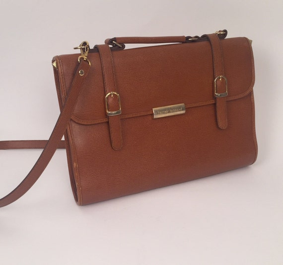 Vintage Harve Benard man bag