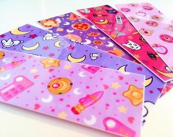 Sailor Moon Bookmarks