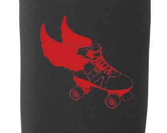 Rollerskate  Can Cooler